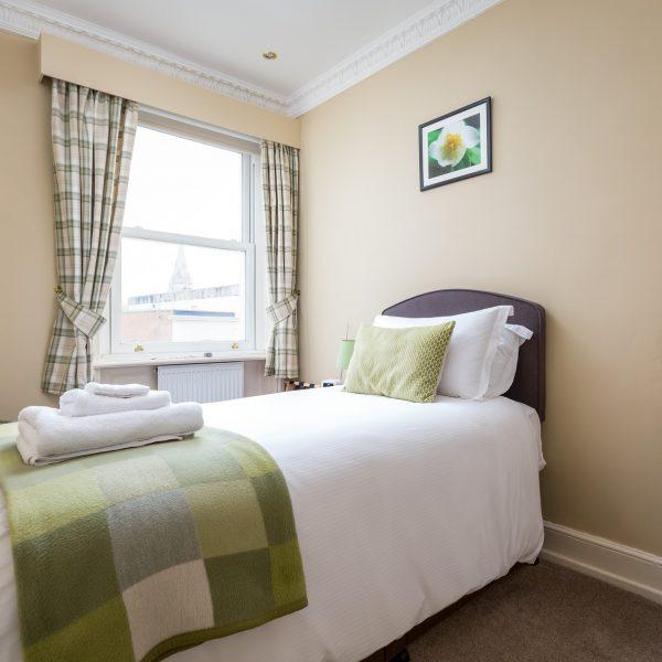 Crossways Guest House - single standard room (5)