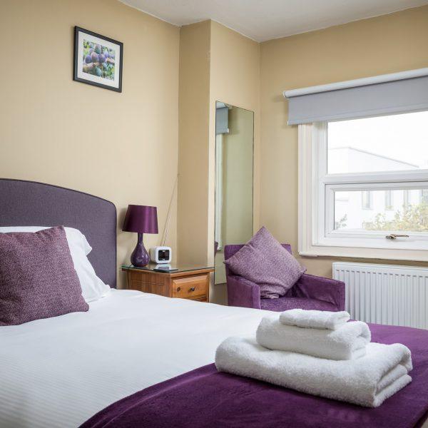 Crossways Guest House - double standard room (6)